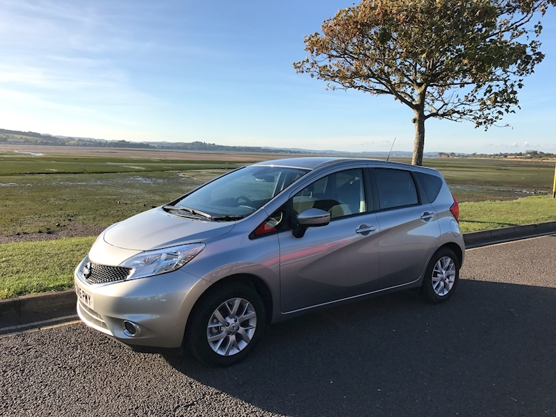 Nissan Note 1.2 - Large 8
