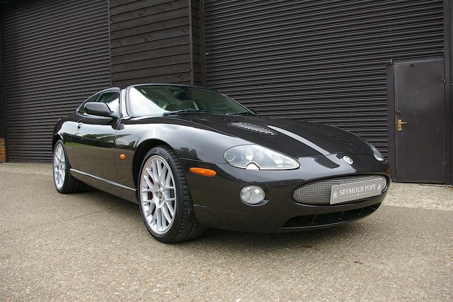 Jaguar XKR-S 4.2 V8 XKR-S Coupe Automatic