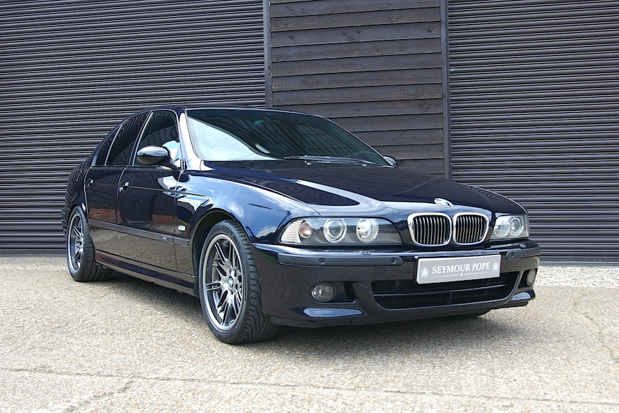 BMW M5 E39 4.9 V8 6 Speed Manual Saloon