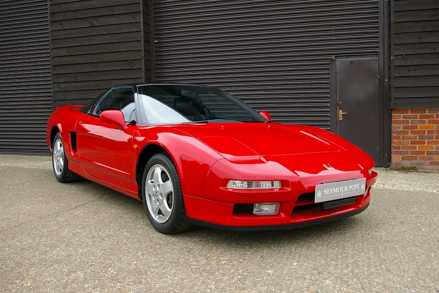 Honda Nsx 3.0 V6 5 Speed Manual Coupe