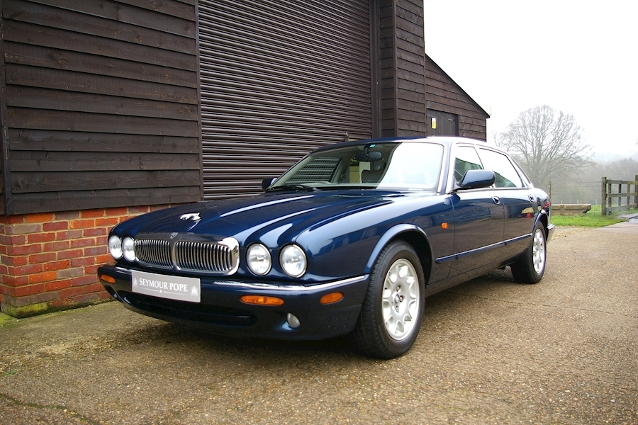 Jaguar Xj Sovereign Long Wheel Base Automatic Saloon