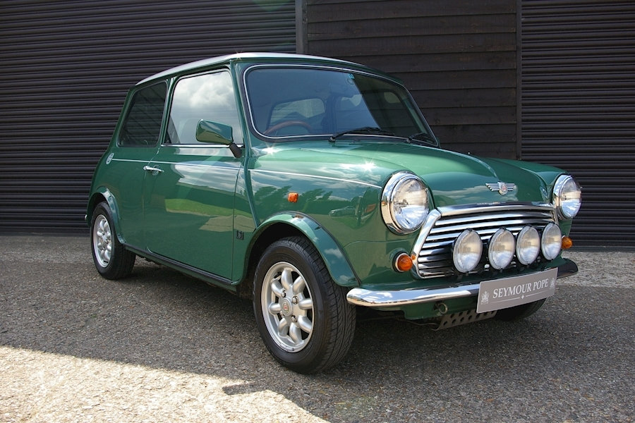 Rover Mini 1.3i Cooper 35th Anniversary Special Edition Manual