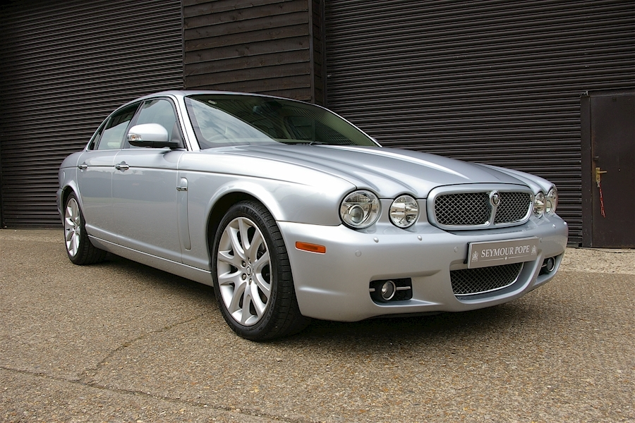 Jaguar Xj 2.7 TDV6 Sovereign Automatic Saloon