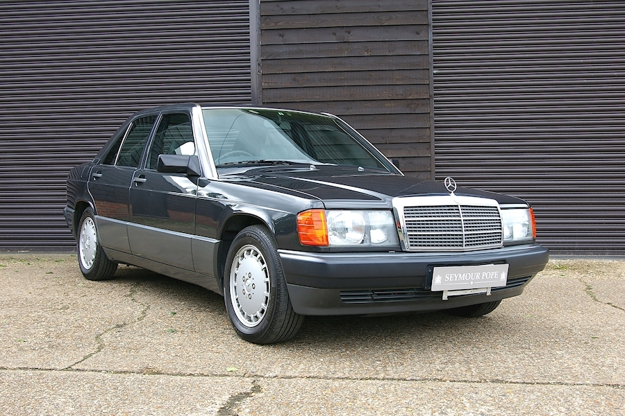 Mercedes Benz 190E 2.6 E Automatic 4 Door Saloon
