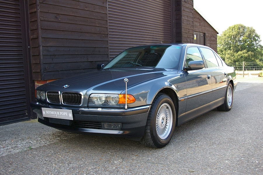 BMW 750iL 5.5 V12 Automatic Long Wheel Base