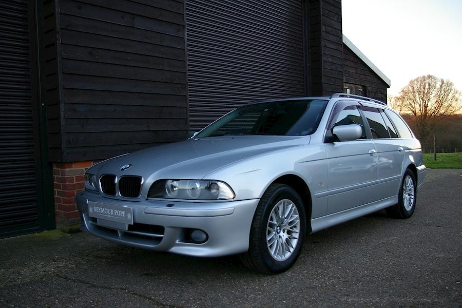 BMW 530i Touring Highline Automatic