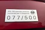 Alfa Romeo 155 2.0i 16V T-SPARK Cloverleaf 1 of 500 5 Speed Manual - Thumb 13