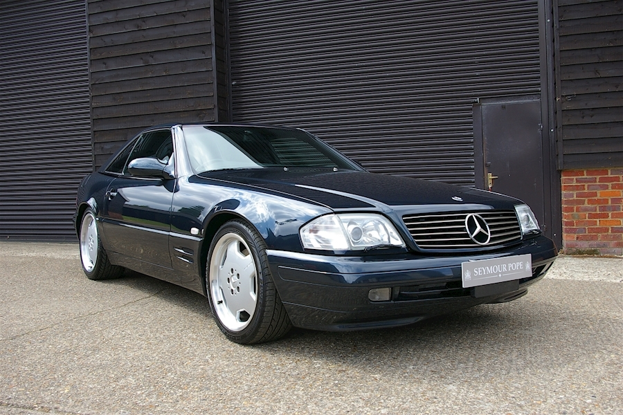 Mercedes SL320 Roadster Automatic
