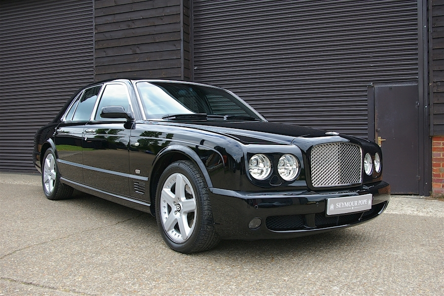 Bentley Arnage 6.8 T Mulliner Automatic Saloon
