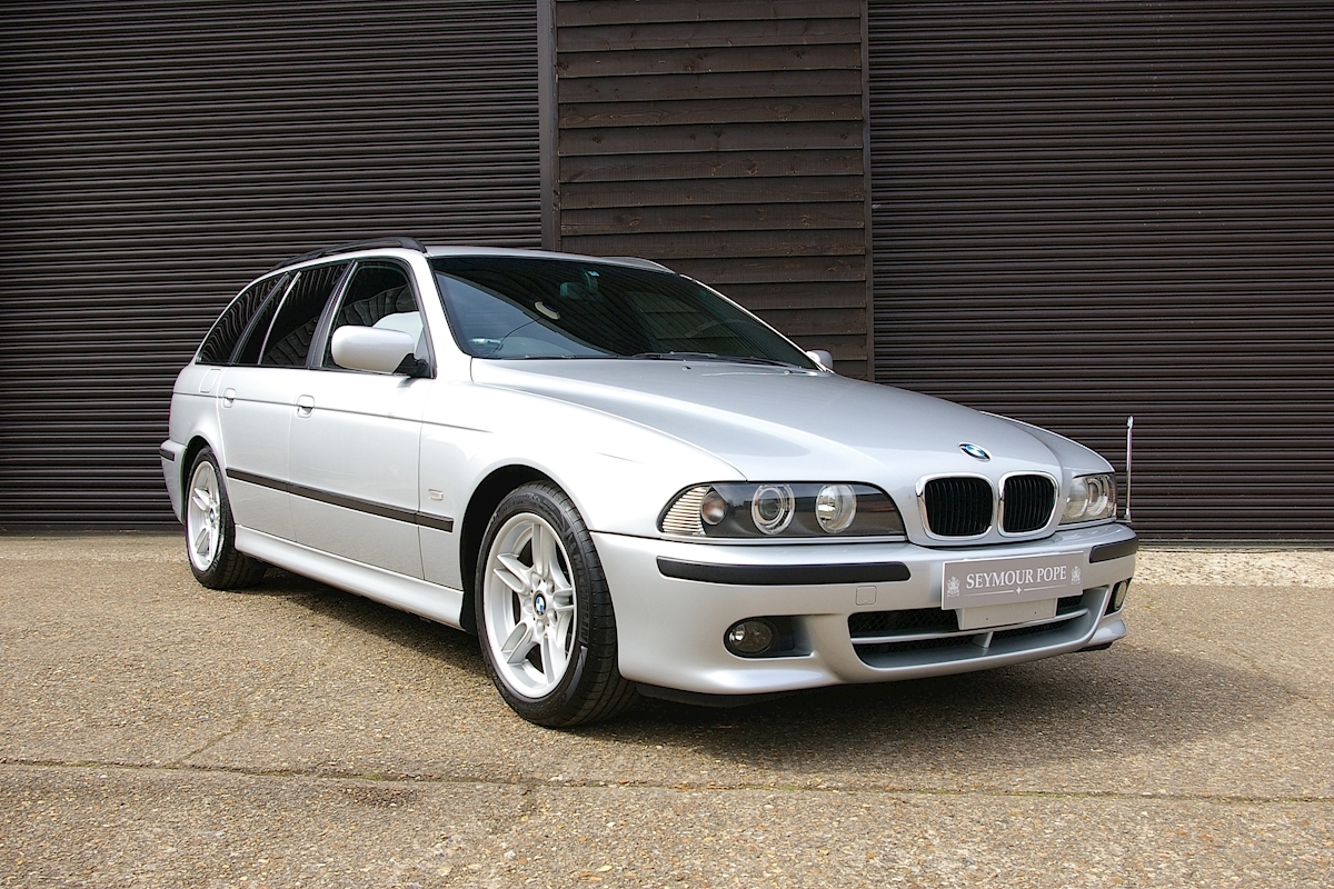 used bmw 5 series 525i m sport e39 touring automatic seymour pope. Black Bedroom Furniture Sets. Home Design Ideas