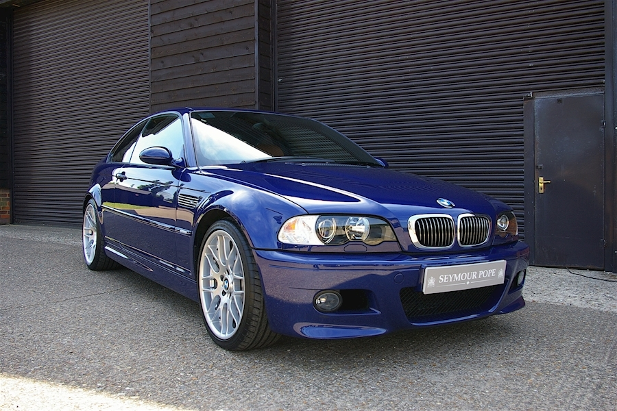 BMW E46 M3 3.2 CS Coupe 6 Speed Manual