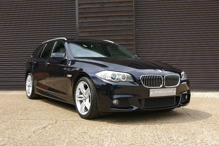 Bmw 5 Series 525D M Sport Touring Automatic