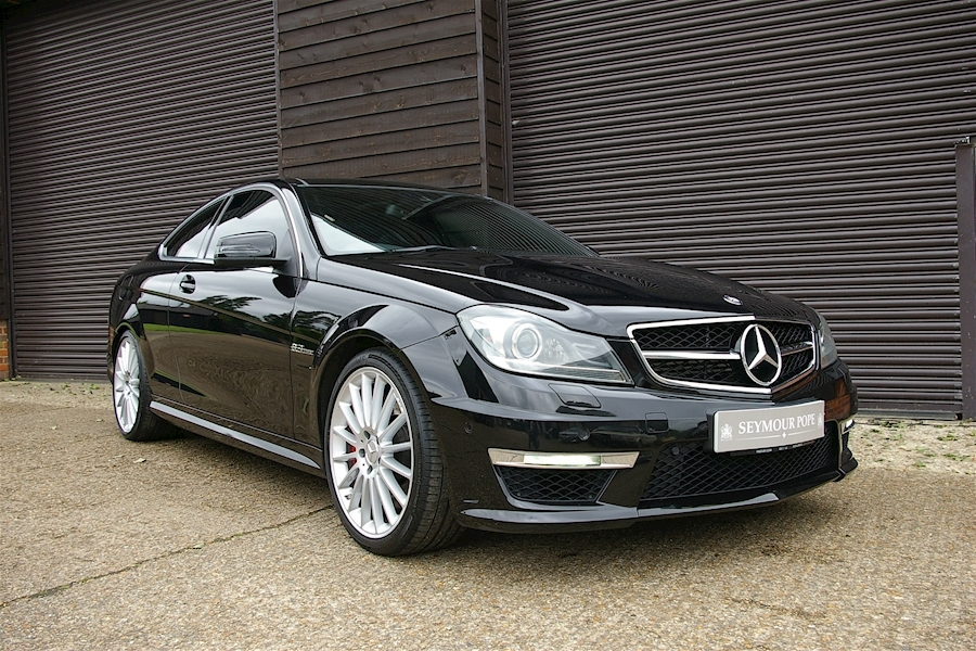 Mercedes C Class C63 Amg Edition 125 PERFORMANCE PACK PLUS