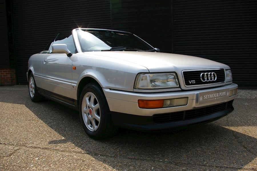 Audi Cabriolet 2.6 E