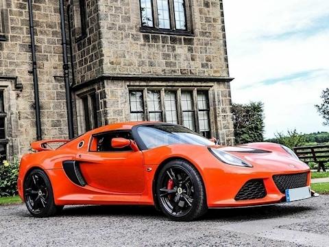 Lotus Exige S Race And Premium AUTO