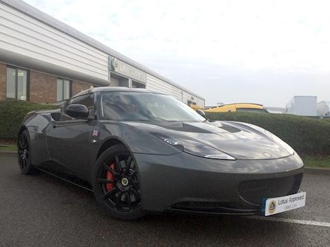 Lotus Evora V6 S Premium Sport & Tech