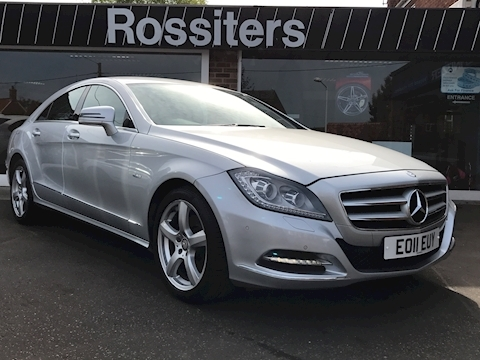 Mercedes Cls 350 CDi Blueefficiency