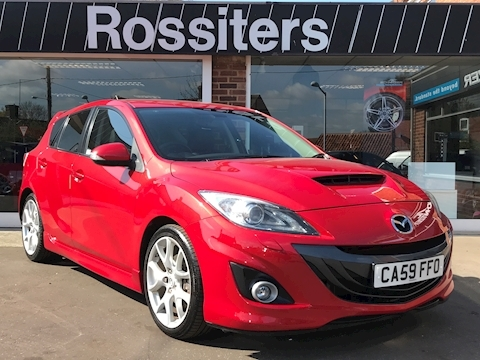 Mazda 3 MPS 2.3 With Big Specification