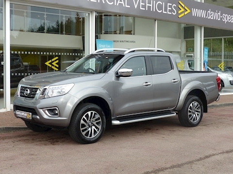 Nissan Navara Dci Tekna 190ps 4X4 Double Cab Pick Up Auto