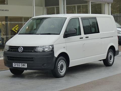 Volkswagen Transporter Tdi 102ps T32 5 Seat Combi Startline Lwb