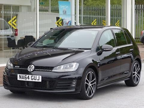 Volkswagen Golf TDI 180ps GTD 5 Door
