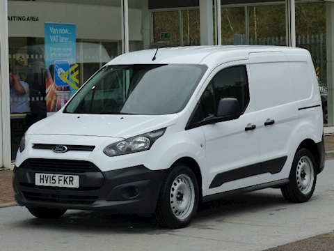Ford Transit Connect Tdci 75ps 200 Panel Van