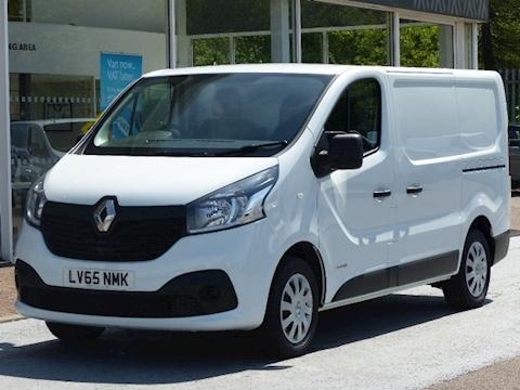 Renault Trafic Dci 115ps Sl27 L1 Swb Business + Plus