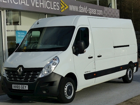 Renault Master Dci 125ps LM35 Business Lwb