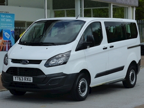 Ford Tourneo Custom Tdci 100ps L1 Swb 8 Seat Minibus with Air Con