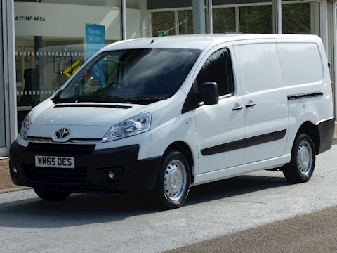 Toyota Proace Hdi 130ps L2H1 1200 Lwb with Air Con