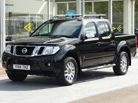 Nissan Navara Dci V6 230ps Outlaw 4X4 Double Cab Pick Up