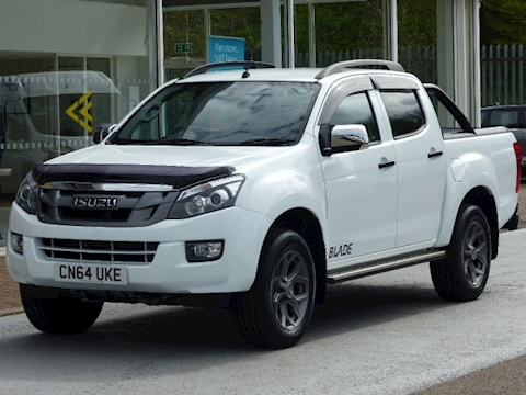 Isuzu D-Max Td 165ps Blade Double Cab 4x4 Pick Up