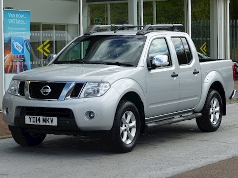 Nissan Navara Dci 190ps Tekna 4X4 Double Cab Pick Up Auto