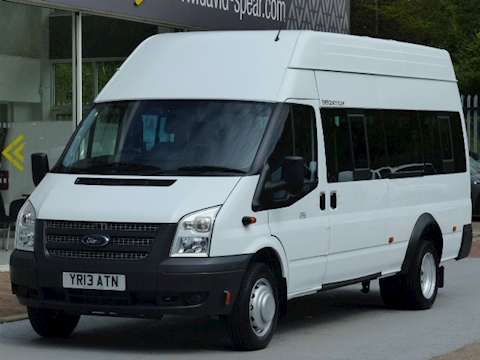 Ford Transit Tdci 135ps 430 High Roof 17 Seater Minibus in Immaculate Condition