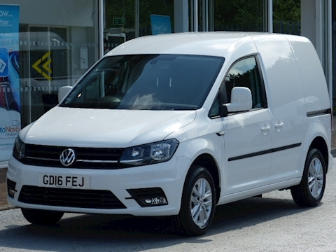 Volkswagen Caddy Tdi 102ps C20 Highline with Air Con