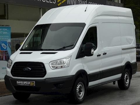 Ford Transit Tdci 125ps 350 L2H3 High Roof Mwb Panel Van