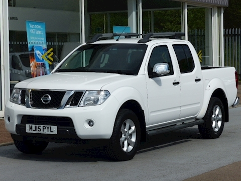 Nissan Navara Dci 190ps Tekna 4X4 Double Cab Pick Up