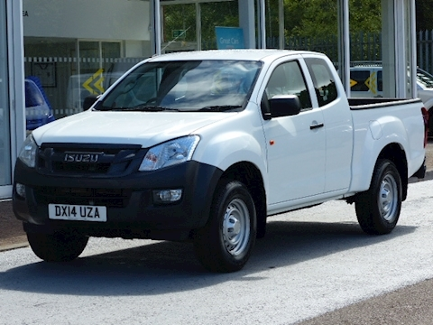 Isuzu D-Max Td 165ps 4x4 Extended King/Space Cab Pick Up