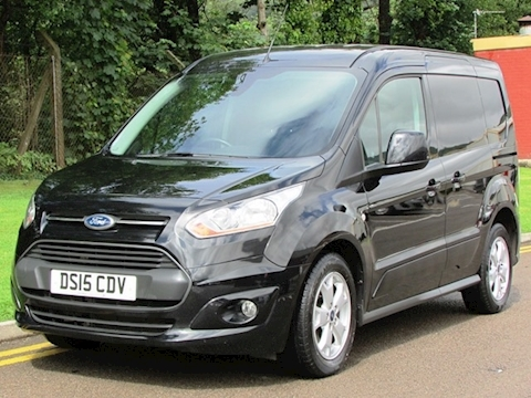 Ford Transit Connect Tdci 115ps 200 Limited L1