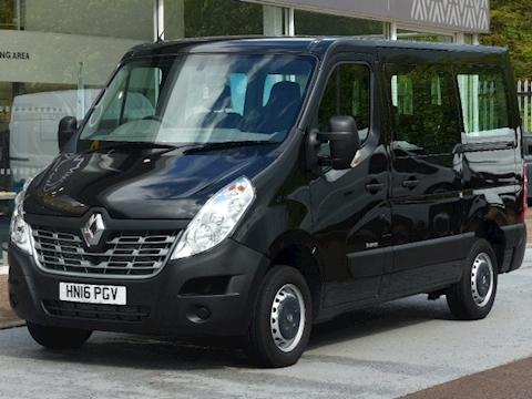 Renault Master Dci 110ps Swb 9 Seat  Business Combi /Minibus