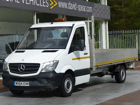 Mercedes-Benz Sprinter 313 Cdi Aluminium Dropside Lwb Pick Up