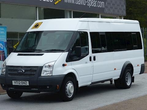 Ford Transit Tdci 135ps 430 17 Seater Minibus