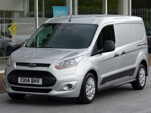 Ford Transit Connect Tdci 95ps 210 Trend L2 Lwb