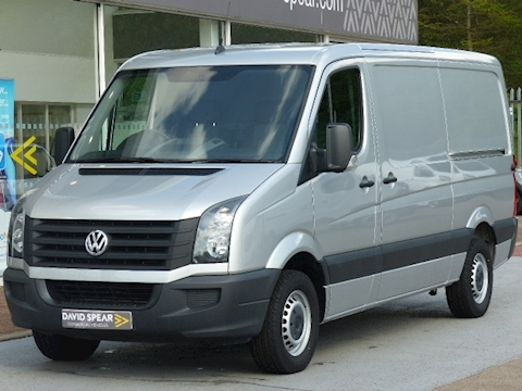 Volkswagen Crafter Tdi 110ps CR35 Mwb Low Roof With Air Con