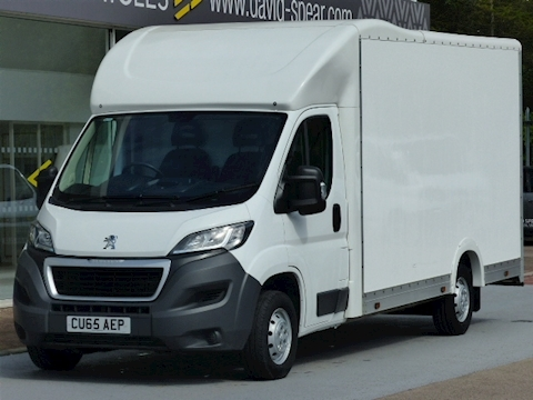 Peugeot Boxer Hdi 130ps 335 L3 Lwb Low Loader Box Van