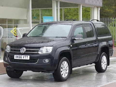 Volkswagen Amarok Dc 180ps 4X4 Highline 4Motion Double Cab Pick Up