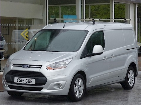 Ford Transit Connect Tdci 115ps 240 Limited Lwb Panel Van