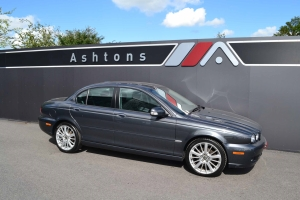 Jaguar/Daimler X-Type