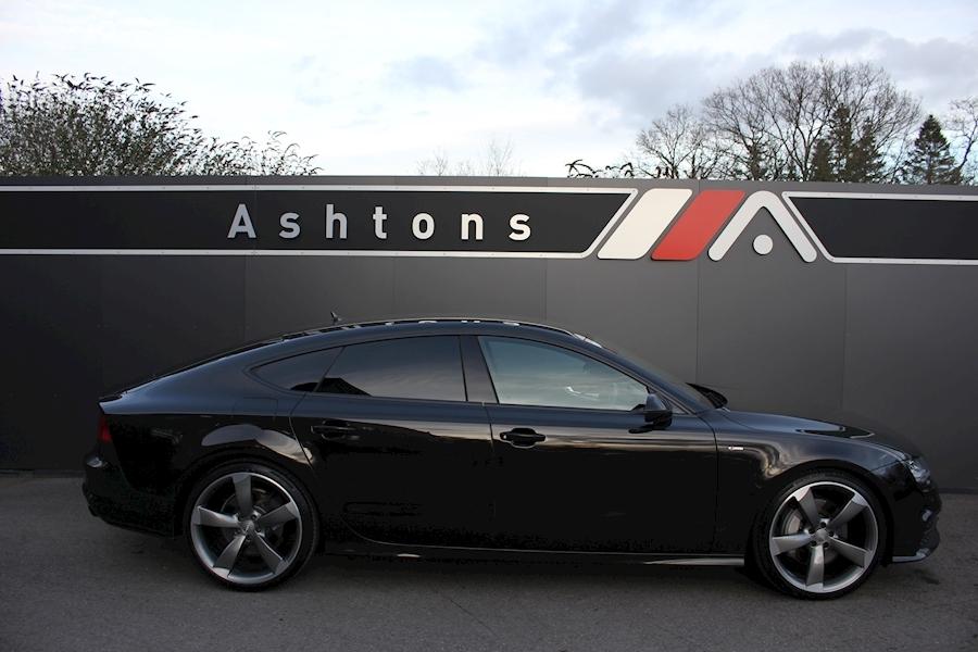 Audi A7 Tfsi Quattro S Line Black Edition