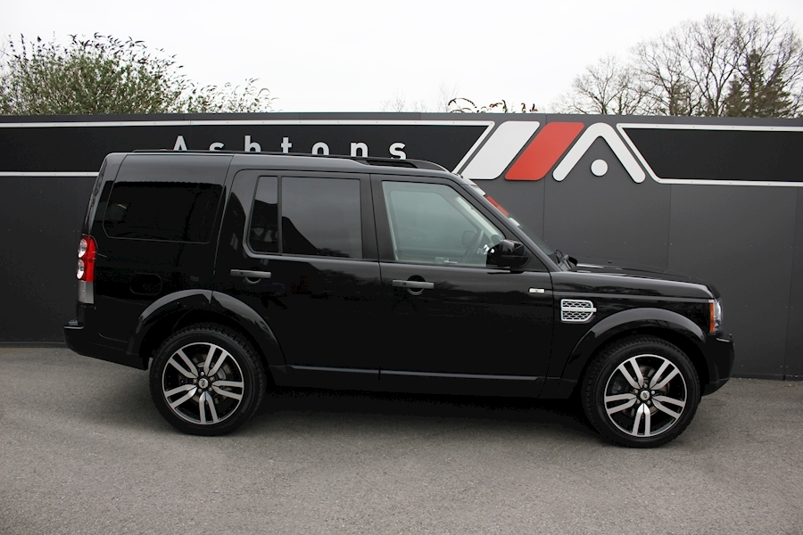 Land Rover Discovery Sdv6 Hse Luxury
